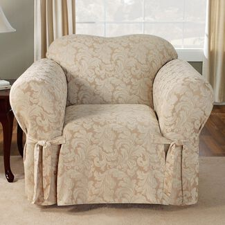 Scroll Chair Cover