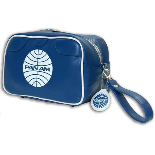 Pan Am Wash Bag Vintage-Style Travel Toiletry Bag