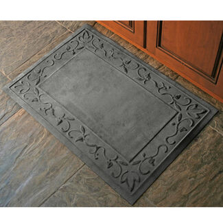 Waterhog Vine Low-Profile Microfiber Floor Mat