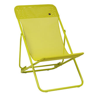 Maxi Transat Folding Sling Chair - Set of 2
