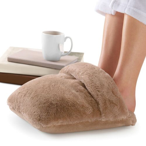 Nap™ Luxe Vibrating Foot Warmer