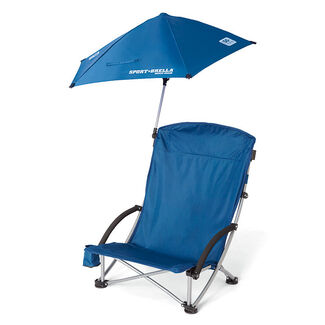 Sport-Brella Low Profile Beach Chair with Umbrella