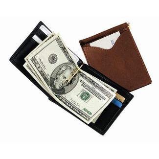 Royce Men's Leather Money Clip
