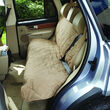 Sure Fit Soft Suede/ Sherpa Reversible Auto Bench Seat Cover