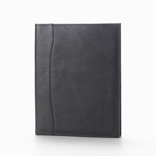 Clava Slim Leather Padfolio