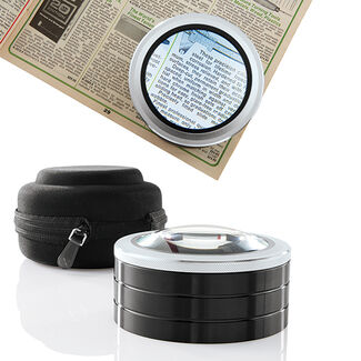 Adjustable Lighted Magnifier
