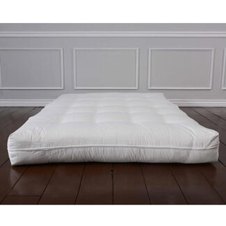 Luxury Organic Cotton Futon Mattress