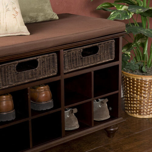 Chelmsford Shoe Storage Bench