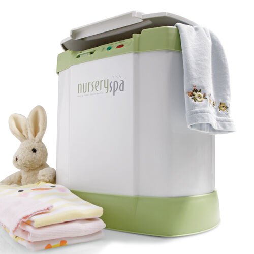 Nursery Spa™ Towel & Clothing Warmer