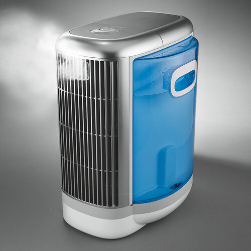 pure ion bedroom air purifier and humidifier at brookstone buy