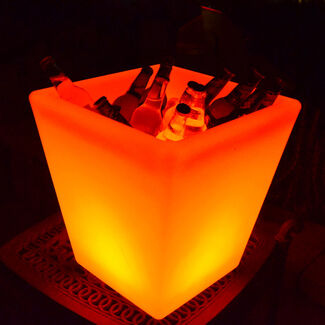 Fiji LED Ice Bucket/Planter