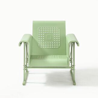Veranda Single Glider Chair