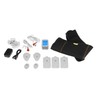 PCH Plus Digital Pulse Massager Belt Combo Set