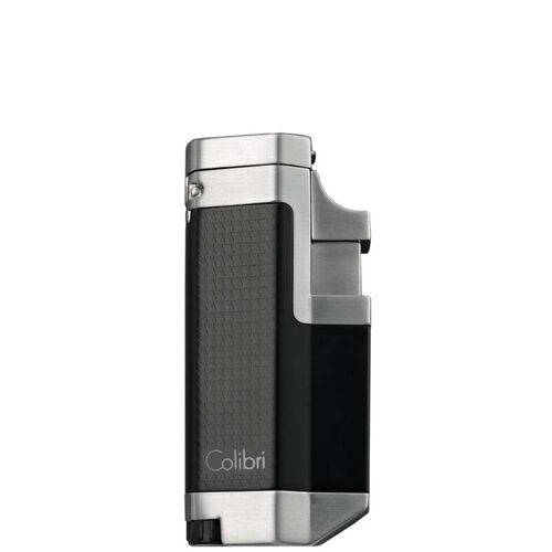 Colibri Tribeca Triple-flame Refillable Butane Torch Lighter