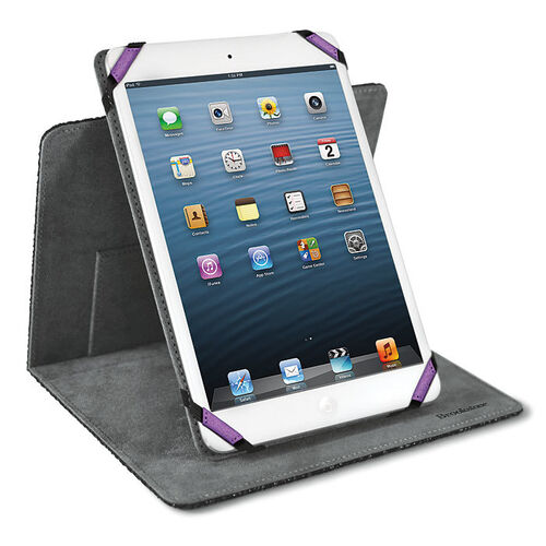 Fashion Case with Three-way Stand for iPad® mini Tablet