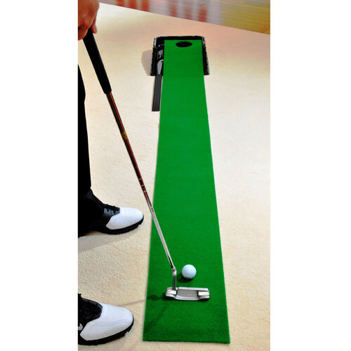 Automatic Putting System Golf Training Aid