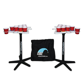 Point Pong Floatable Beverage Pong Table