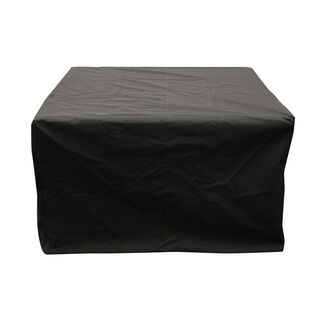 Square Vinyl Cover for Sierra Crystal Fire Pit