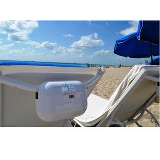 AquaVault Portable Beach Safe