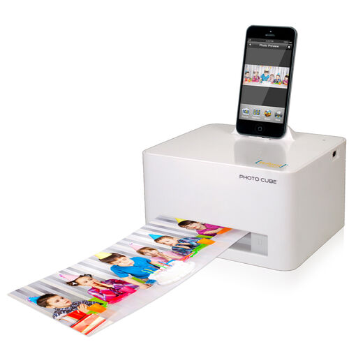 VuPoint Solutions Photo Cube Combination Kit
