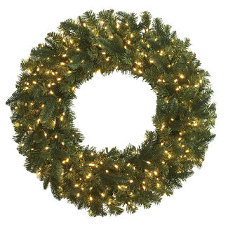 "Ultra-Lit 30"" Wreath"