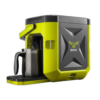 COFFEEBOXX Single Serve Portable Coffee Maker by OXX