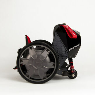 RocketSkates with up to 10 Mile Power Range by Acton
