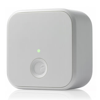 August Connect Secure Remote Access Wi-Fi Home Lock Control System