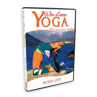 Wai Lana Yoga Burn Off DVD