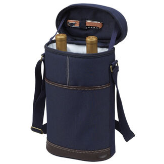 Picnic at Ascot 2-Bottle Insulated Wine Tote