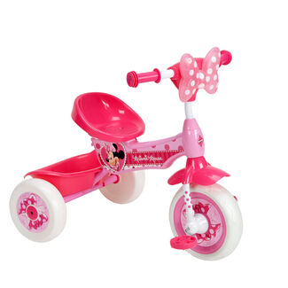 Huffy Disney Minnie Mouse Lights and Sounds Folding Trike