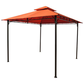 Square Vented Canopy Gazebo