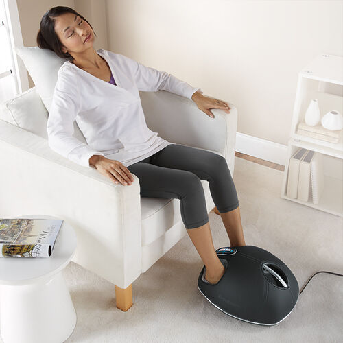 Shiatsu Foot Massager with Heat