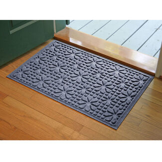 Waterhog™ Stained Glass Entry Door Mat