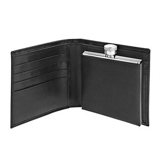 2 oz. Wallet Flask