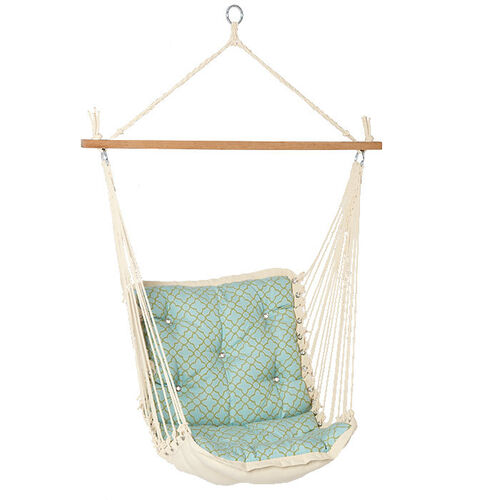 Single point hammock chair