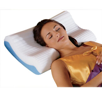 Cloud Memory Foam Pillow