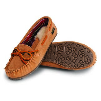 Kelly Women's Slip-on Moccasin Slippers