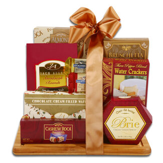 Cutting Board Gift Basket