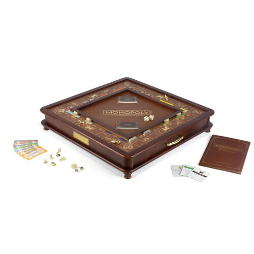 Monopoly Luxury Edition Board Game