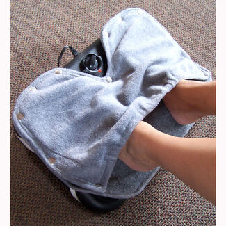 Toasty Toes Fleece Foot Cover