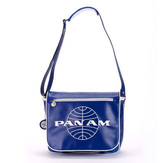 Pan Am Messenger Bag