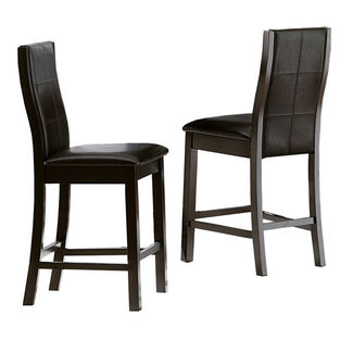 Home Creek Darien Counter Height Chair - Set of 2
