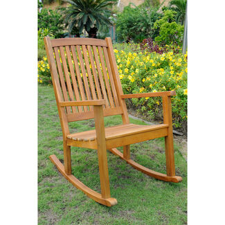 Acacia Large Rocking Chair