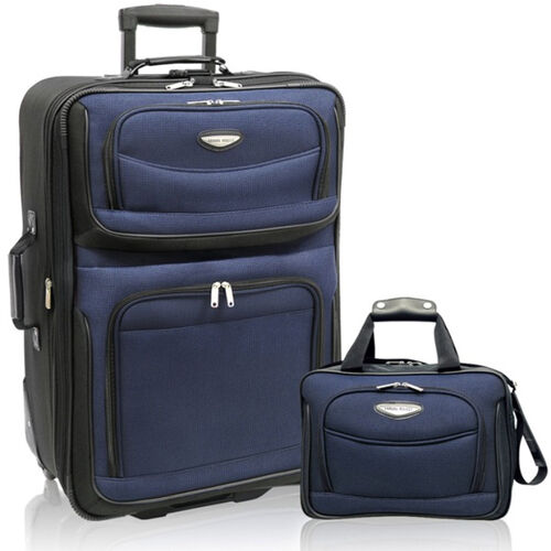 Amsterdam 2-Piece Carry-On Luggage Set