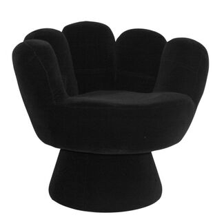 Hand-Shaped Mitt Chair