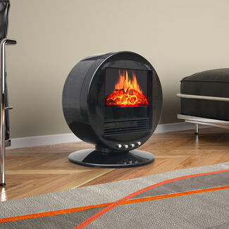 CorLiving Desktop Fireplace / Space Heater