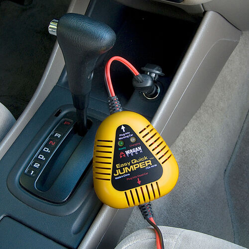 Easy Quick Jumper Car Battery Charger
