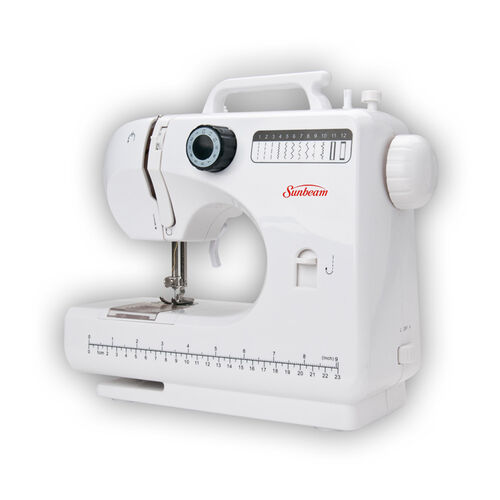 Sunbeam 12-Stitch Sewing Machine with Sewing Kit