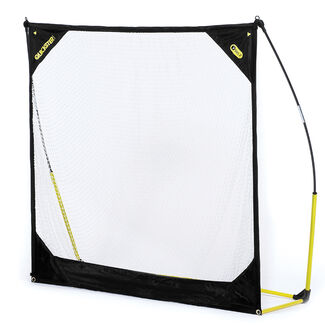 Quickster Practice Net with Baseball Target - 5' x 5'